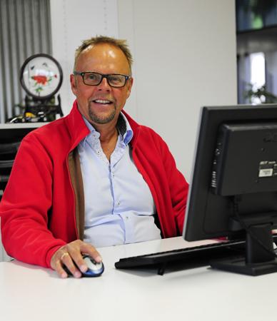 Pieter van Duijn from Van Gool