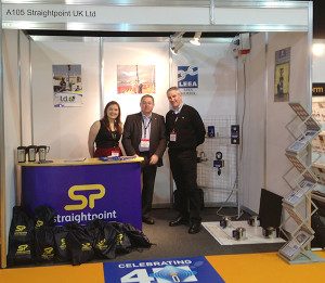 Straightpoint team at LiftEx