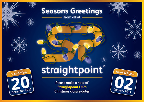 Merry Christmas from Straightpoint