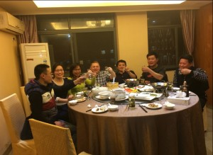 Visiting Kyloweigh in China: