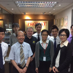 Team photo at Promat (HK) Ltd.