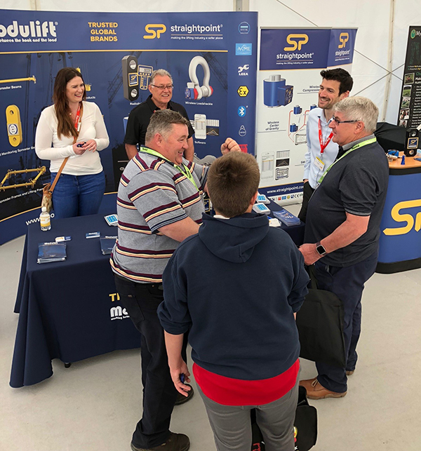 It is important for business leaders to allow members of staff to represent the company on the front line. Dave Mullard, business development manager; and Mike Neal, product sales engineer, did a great job at the recent Vertikal Days, I hear.