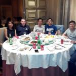GLE team dinner